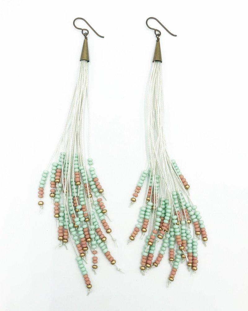 Class: S-Lon Tassel Earrings July, 31 Wednesday 6:00pm-8:30pm