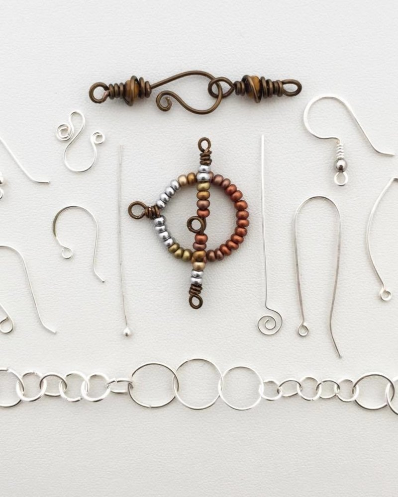 Class: Make Your Own Findings, July 21, Sunday 11:30am-2:00pm