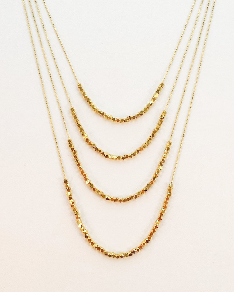 Class: Beading Chain Necklace August, 10 Saturday 3:00pm-5:00pm