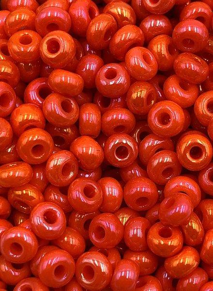 SIZE 6/0 #627 Dark Orange Rainbow