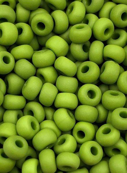 SIZE 6/0 #841m Olive Green Matte