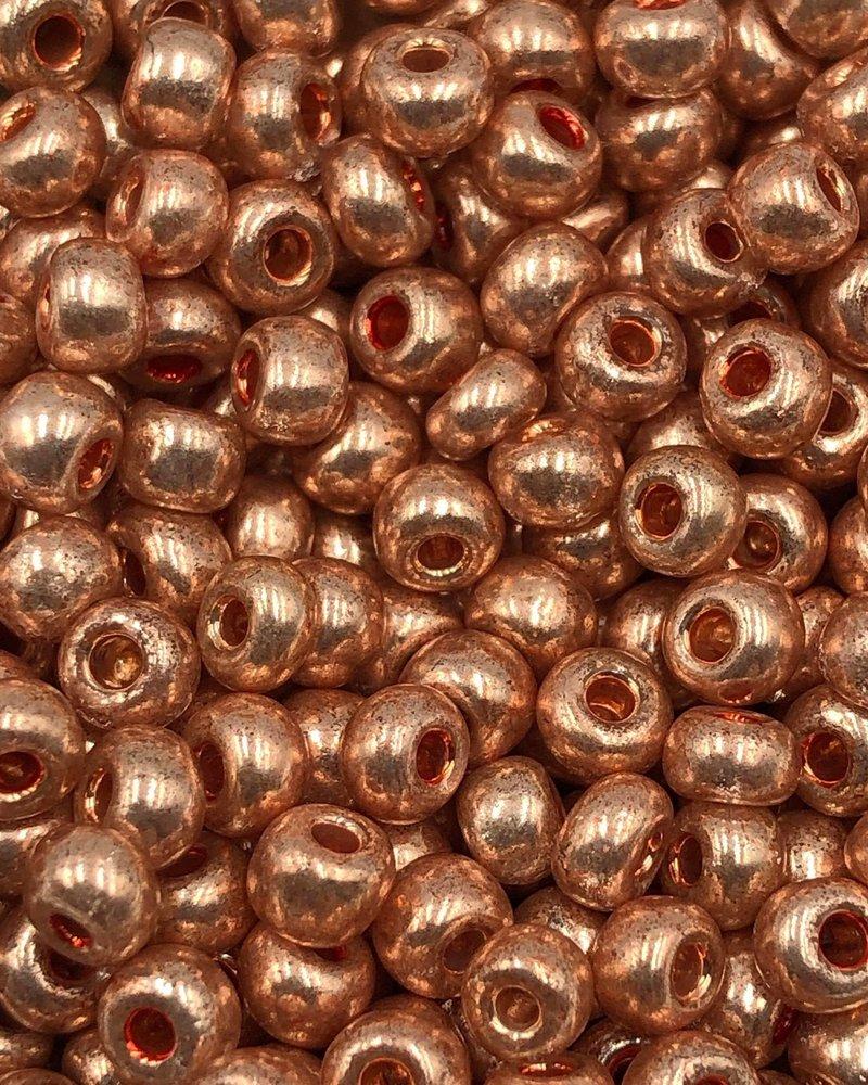 SIZE 6/0 #400 Light Gold Metallic