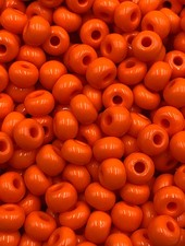 SIZE 6/0 #111 Dk Orange