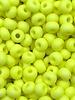SIZE 6/0 #1446m Matte Neon Yellow