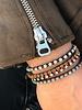Class: Rhinestone Leather Bracelet December 7th, Saturday 2:30pm-5:00pm