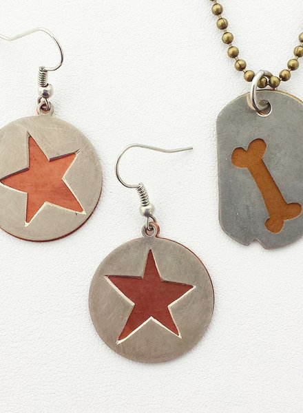 Class: Metal Cutouts December 1st, Sunday 11:30am-2:00pm
