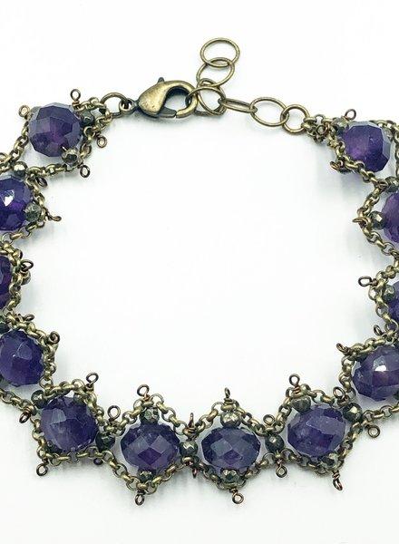 Class: Lacy Chain Bracelet November 17th, Sunday 11:30am-2:00pm