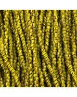 SIZE 11/0 #533 Yellow Black Stripe