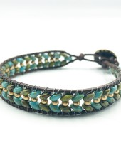 Class: Superduo Wrap Bracelet February 14th, Friday 6:00pm-8:30pm
