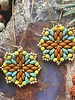 Class: Mandala Earrings March 22nd, Sunday 11:30-2:00pm