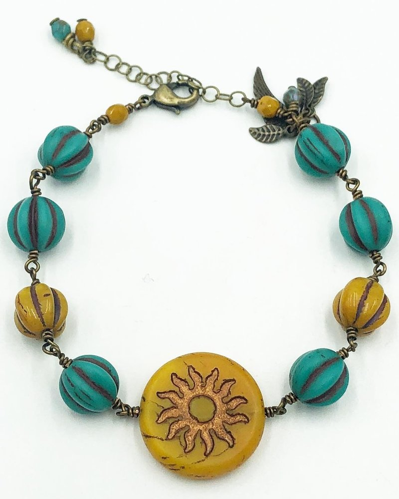 Class: Beg. Wire Wrapping February 23rd, Sunday 11:30am-1:30pm