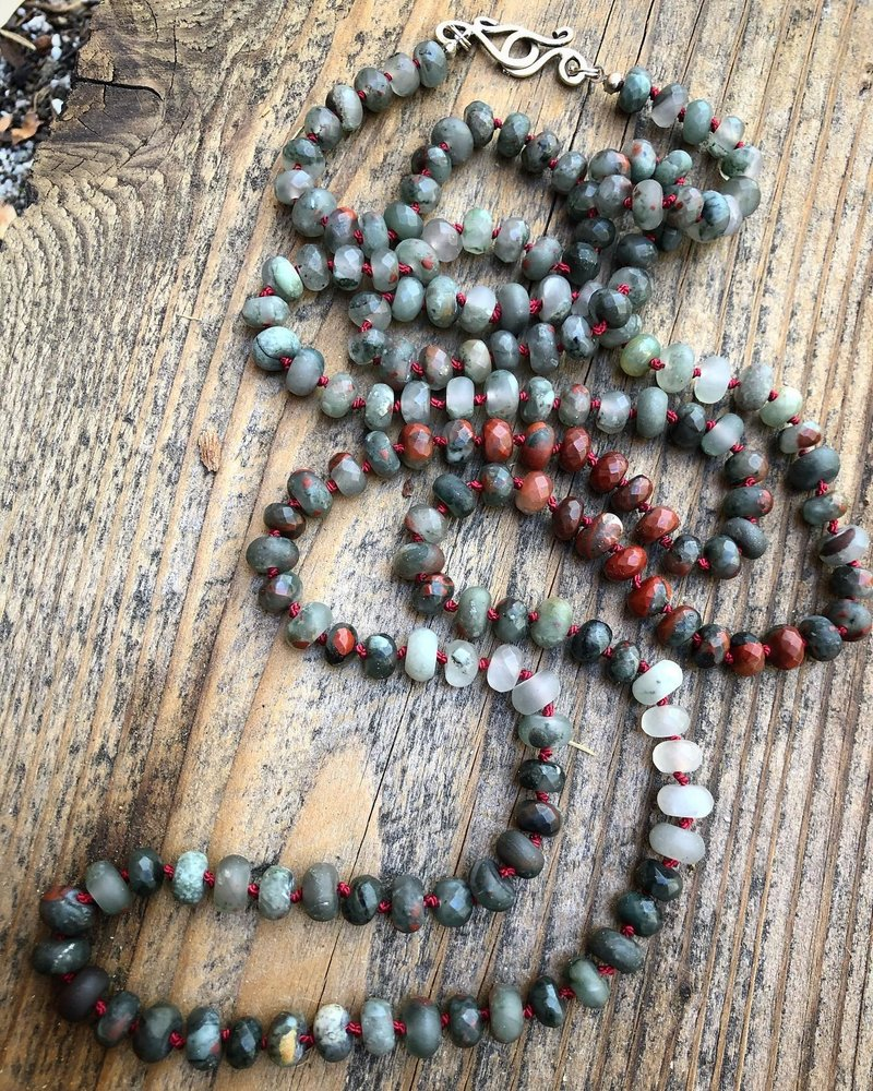 Class: Bead Knotting January 19th, Sunday 11:30am-1:30pm