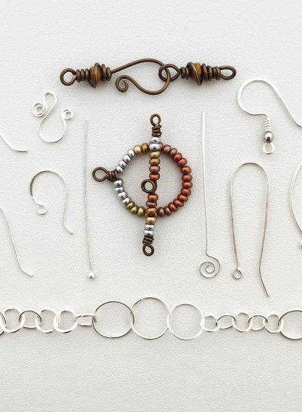 Class: Make Your Own Findings March 21st, Saturday 11:30am-2:00pm