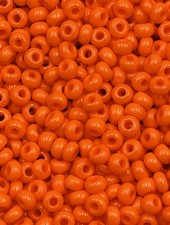 SIZE 8/0 #111 Dk Orange