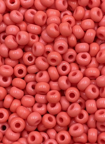 SIZE 8/0 Coral #100
