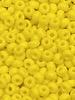 SIZE 8/0 #112 Lemon Yellow