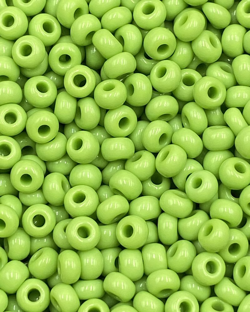 SIZE 8/0 #199 Pastel Green