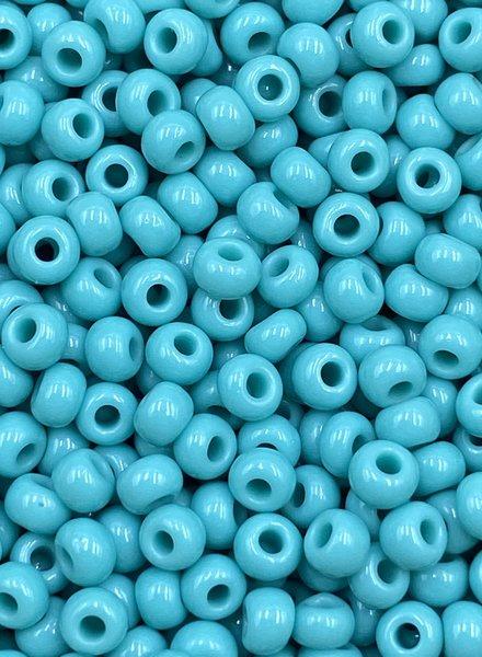 SIZE 8/0 #117  Turquoise