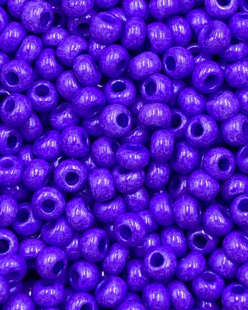 SIZE 8/0 #1519 Royal Purple (Dyed)