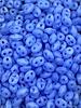 SUPERDUO 2.5X5MM OPAL BLUE MATTE