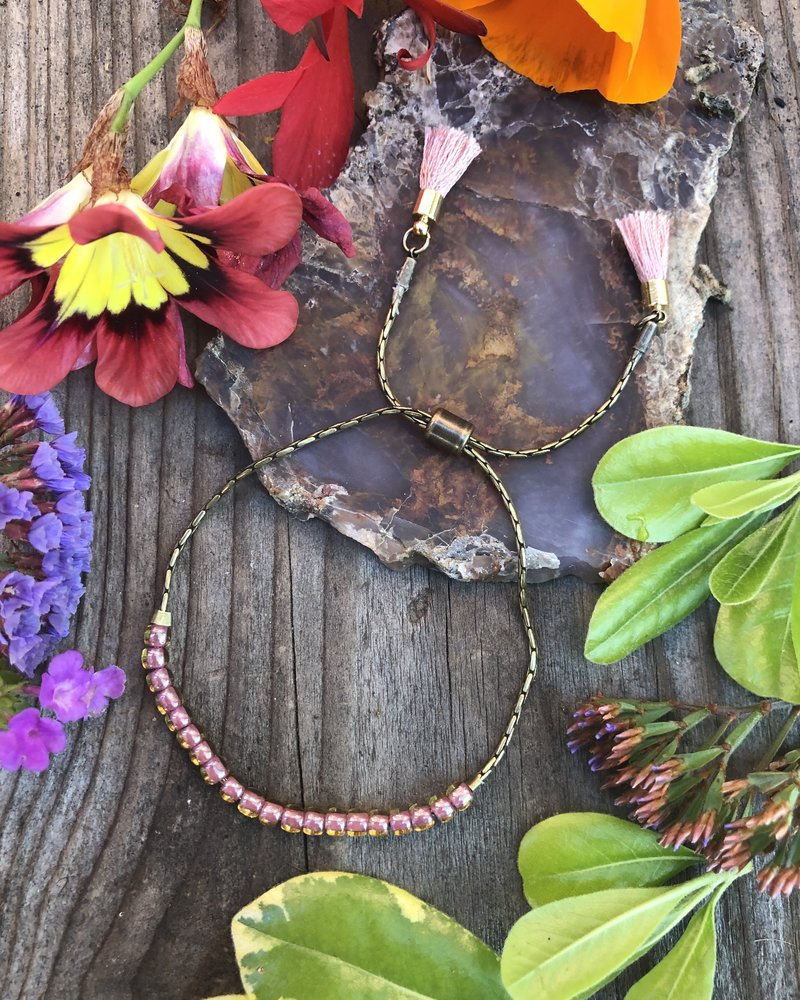 Sliding Chain Bracelet KITS
