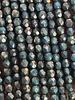Firepolish 3mm : Turquoise Moon Dust