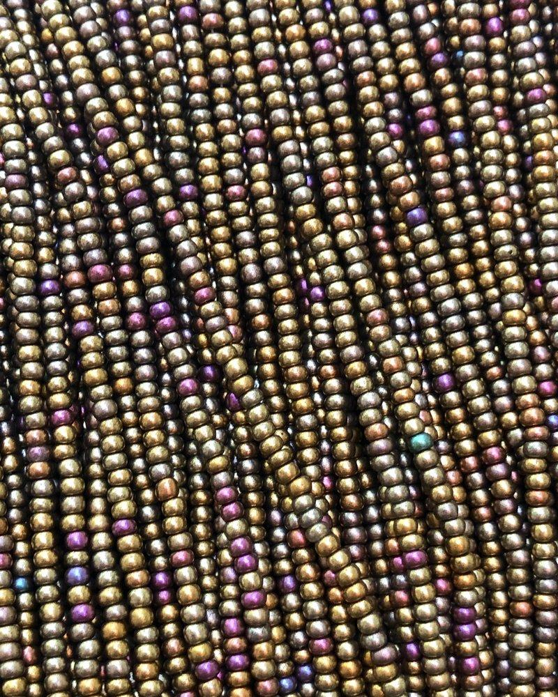 SIZE 11/0 #1324 Bronze Iris