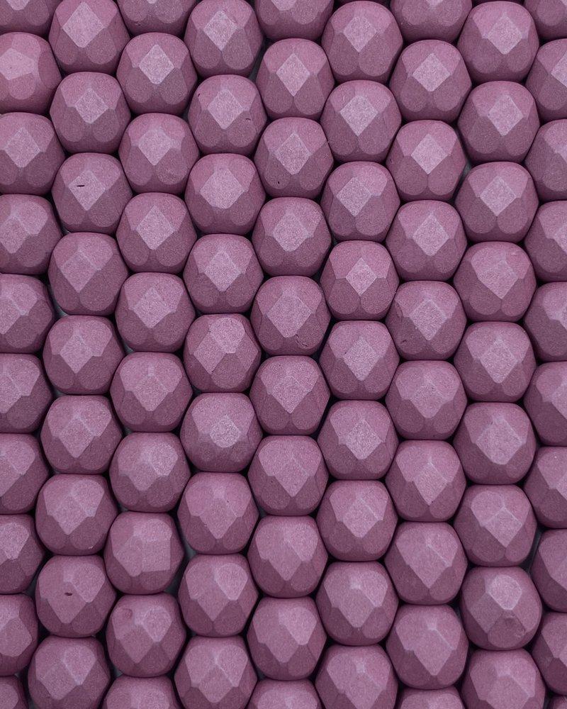 Firepolish 6mm : Saturated Lavender