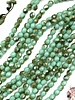 Fire-Polish 3mm : Green Turquoise - Celsian