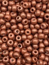 SIZE 6/0 #589 Chestnut Supra Pearl