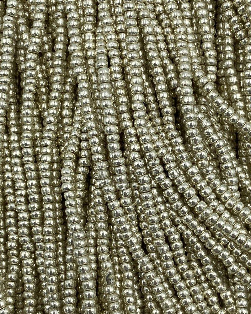 SIZE 11/0 #178 Silver Matte