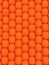 Firepolish 6mm : Neon - Orange