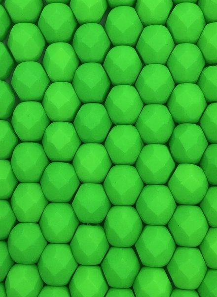 Firepolish 6mm : Neon - Green