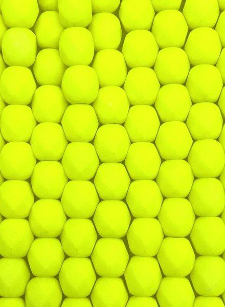 Firepolish 6mm : Neon - Yellow