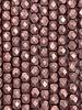 Firepolish 4mm: Saturated Metallic Blooming Dahlia