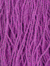 SIZE 11/0 #408 Neon Purple Lined