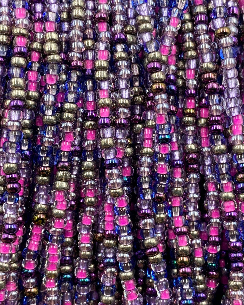 SIZE 11/0 #1509 Violet Magic Mix