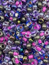 SIZE 6/0 #1509 Violet Magic Mix