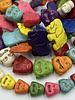 Closeout: Rainbow Magnesite Buddha & Elephants