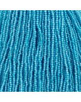 SIZE 11/0 #177 Aqua/Turqouise Lined
