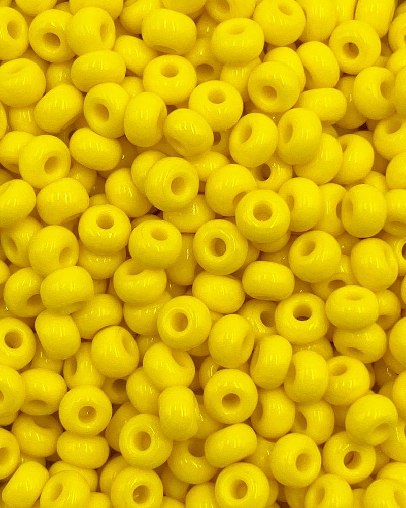 SIZE 6/0 #132 Dk. Yellow
