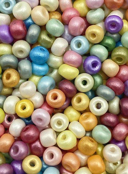 SIZE 6/0 #599 Tutti Fruity Supra Pearl