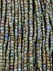 Size 9/0 Three Cut Seed Beads- #983 Blue Travertine