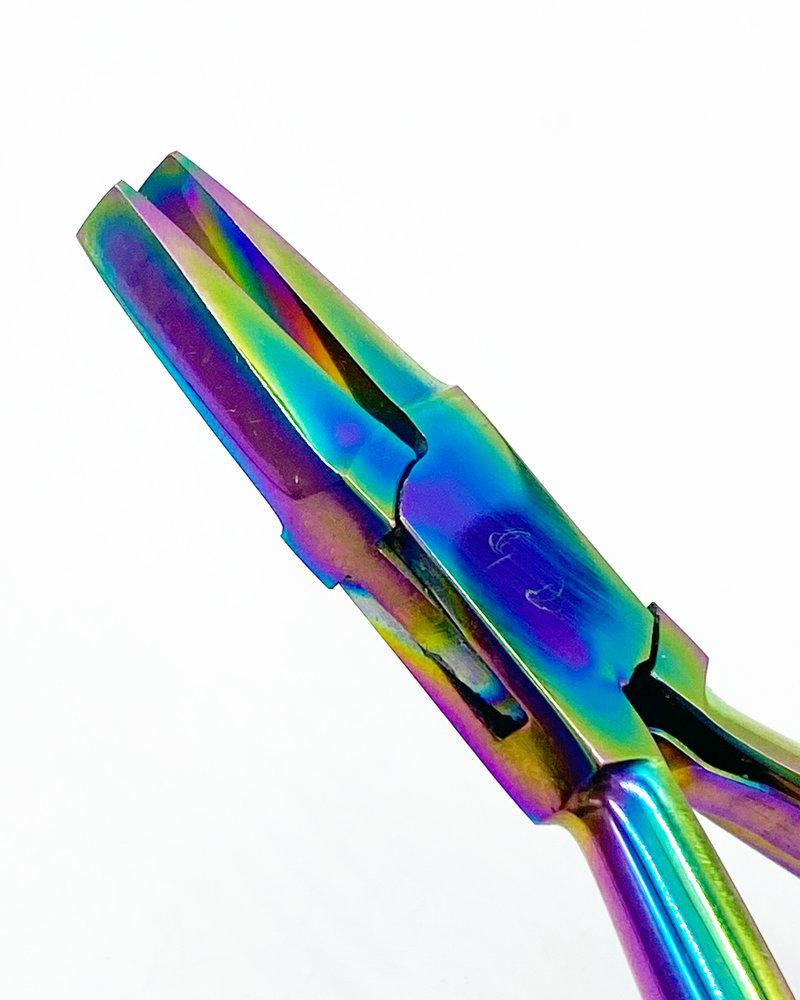 Aura Rainbow: Flat Nose Pliers