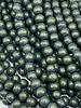 6mm Wood Beads: Evergreen