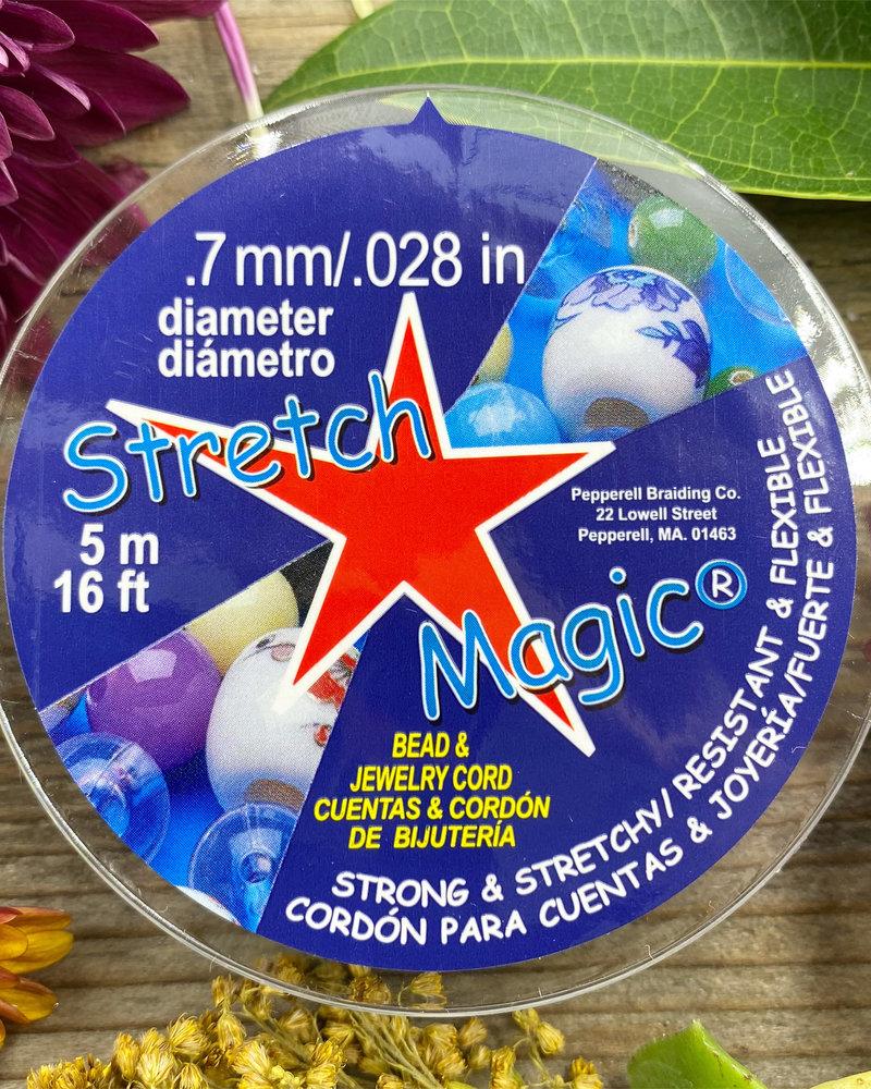 .7MM STRETCH MAGIC CORD- CLEAR