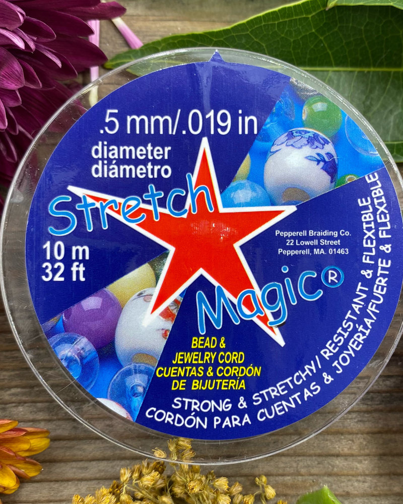 .5MM STRETCH MAGIC CORD- Clear