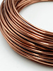 16GA ROUND CRAFT WIRE - ANTIQUE COPPER