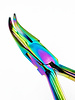 Aura Rainbow: Bent Chain Nose Pliers
