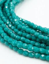 Firepolish 3mm : Persian Turquoise
